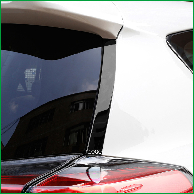 Car Styling For Toyota Rav4 Rav 4 2014 2015 2016 2017 Back Door