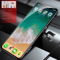 GX AMOLED ЖК-дисплей для iPhone X OLED OEM ЖК-дисплей 3D сенсорный экран дигитайзер сборка Замена дисплея для iPhoneX ЖК