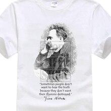 Compra t shirt nietzsche y disfruta del envío gratuito en AliExpress.com 3dbb16b749f