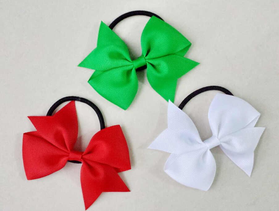 12pcs Christmas hair ties Pinwheel Hair Bows Clips Girl Accessories  Hairpins Ribbon Lined alligator clip hair bobbles HD3301-in Hair  Accessories from Mother ... 10f3be9e6c5