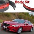 For Mazda 6 M6 MPS For Mazda6 Atenza Car Bumper Lip / Front Spoiler Deflector Car Tuning / Body Kit / Strip Skirt