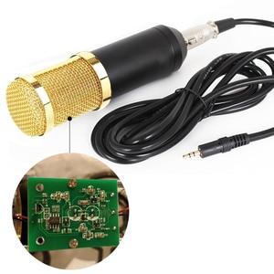 Image 3 - Bm 800 Studio Microfoon Voor Computer Professionele Condensator Microfoon Opname Mikrofon Karaoke Microfoons Microfone Bm 800