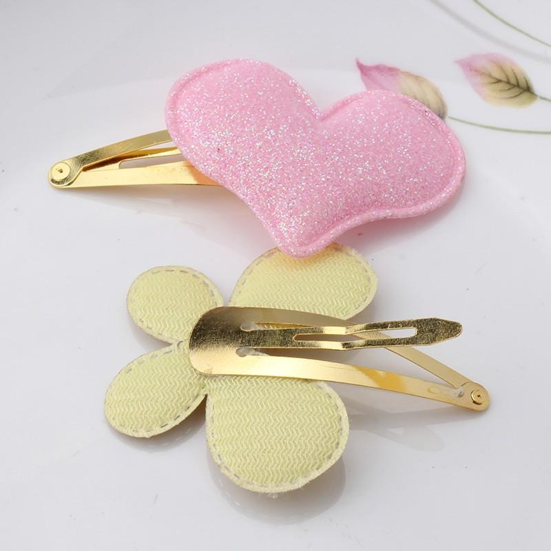 HTB1yYfHJFXXXXXUXFXXq6xXFXXX4 Sparkling Glitter Sequins Heart Butterfly Stars Girl Hair Clip - 3 Styles