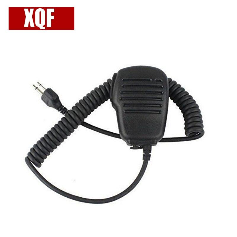 XQF Speaker Mic For ICOM IC-F3 F4 IC-F10 IC-F20 IC-V82 IC-W32A IC-W32E IC-T7H IC-T2H Radio
