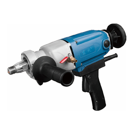 110mm Diamond Drill With Water Source(hand held) 1800W Concrete Wall Drill Hole Machine Electric Drill (No Water Seal)