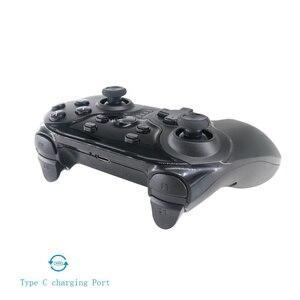 Image 3 - Bezprzewodowy kontroler gier Gamepad dla Nintendo przełącznik Joystick