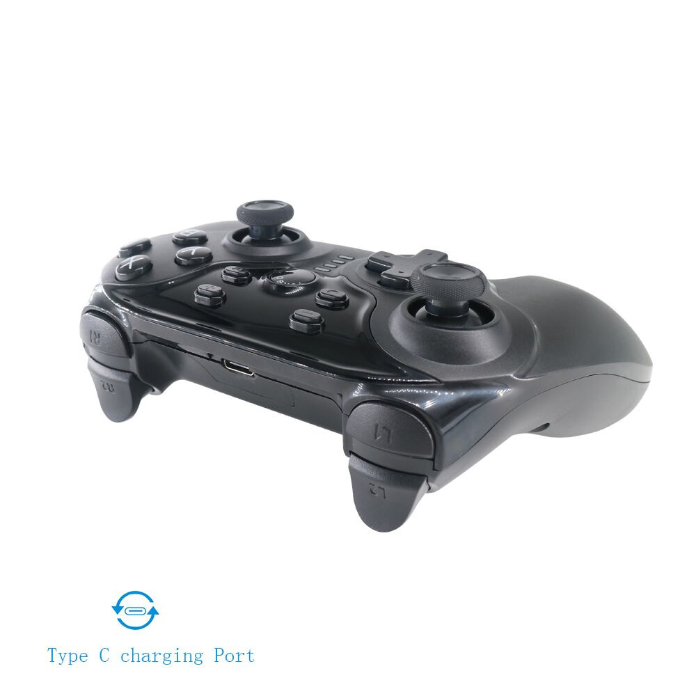 Image 3 - Wireless Gaming Controller Gamepad For Nintendo Switch Joystick-in Gamepads from Consumer Electronics