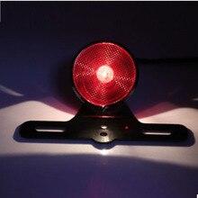 LED taillights  license plate brake lights general purpose locomotive metal