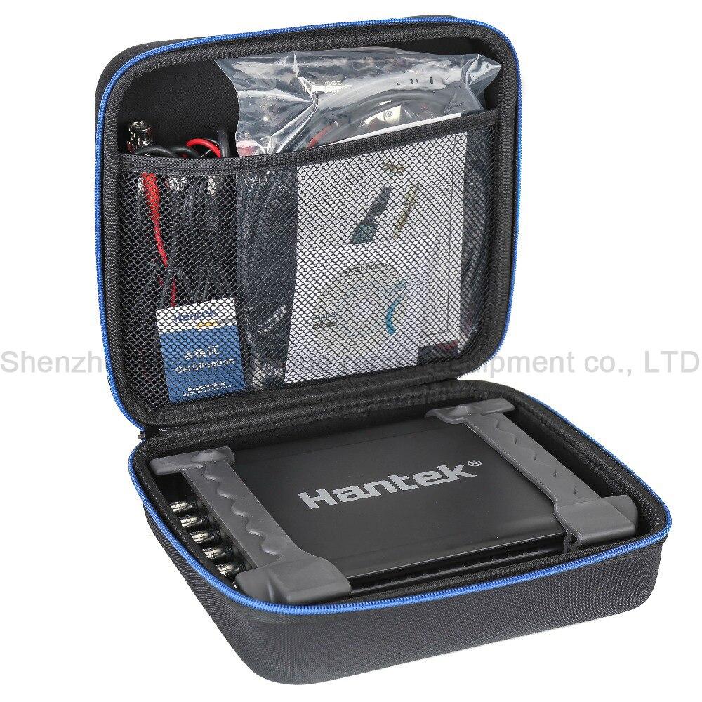 Hantek 1008C Oscilloscope réparation automobile Instrument de Diagnostic USB 8 canaux générateur de Signal avec sonde d'allumage automatique - 4
