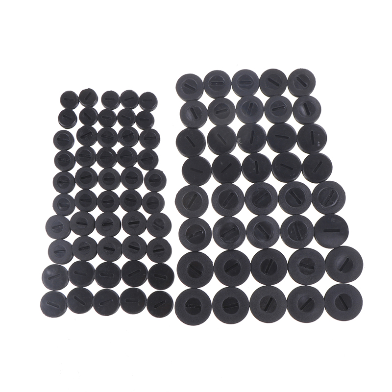 10pcs Black Plastic Screw Carbon Brush Holder Caps Case Dia 12mm/13mm/14mm/15mm/16mm/17mm/18mm/ 20mm/22mm Hot Sale