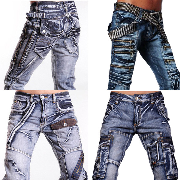 Mens Jeans Collection Billie Jean