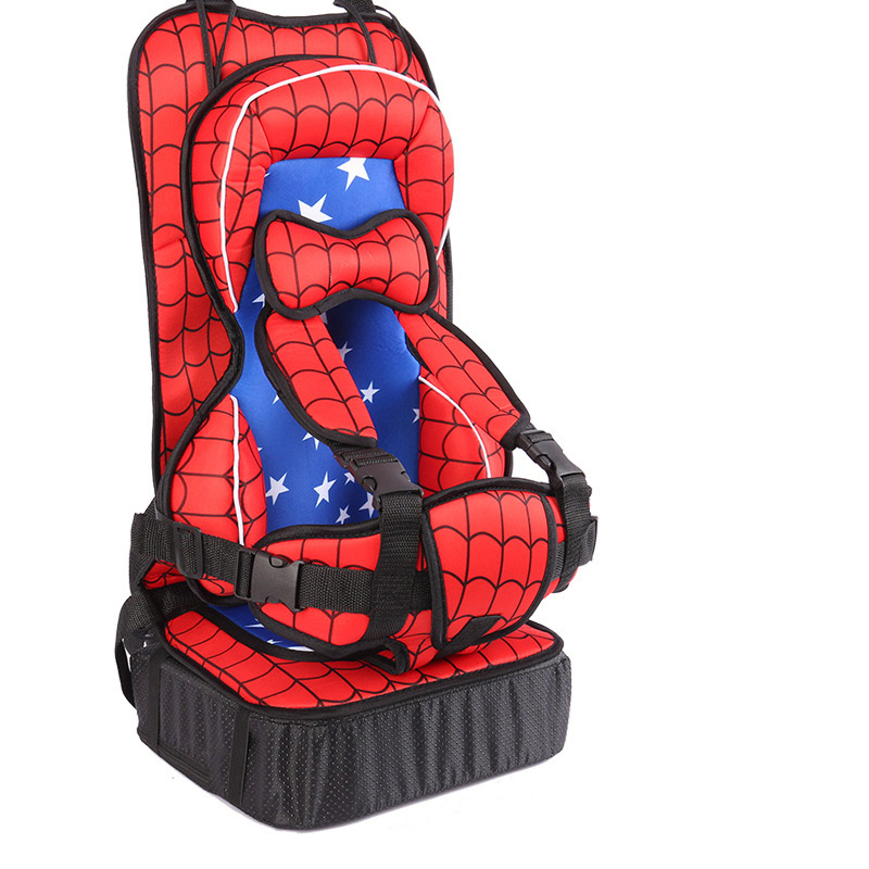 Child Car Seat Cushion Increased Pad Portable Infant Safe Seat Thickening Sponge Kids Car Seats Baby Safety Seat Dropshipping