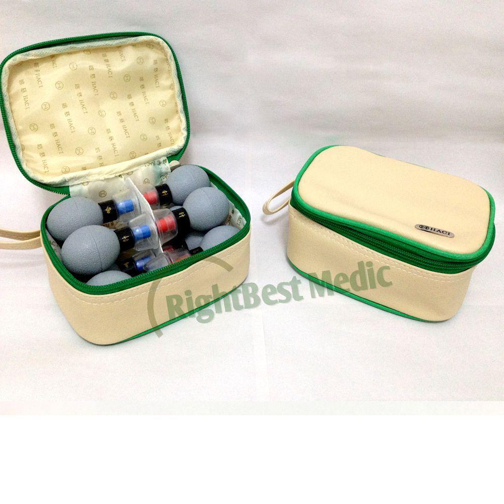 Akupunkturni kupup Engleski i ruski Upute za uporabu / HACI set za - Zdravstvena zaštita - Foto 3