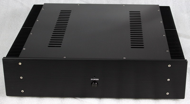 WA16 Pure rear stage diy power amplifier chassis aluminum amplifier enclosure кроссовки onitsuka tiger кроссовки mexico 66 knit