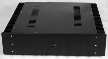 WA16 Pure rear stage diy power amplifier chassis aluminum amplifier enclosure