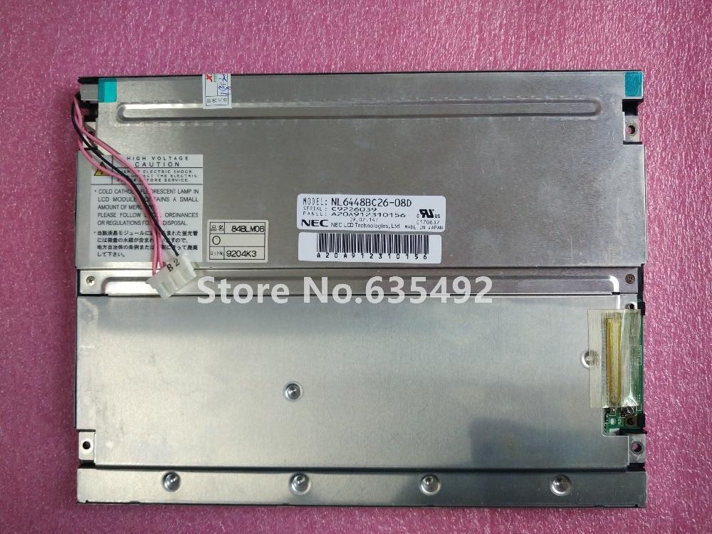 NL6448BC26-08D    LCD displayNL6448BC26-08D    LCD display