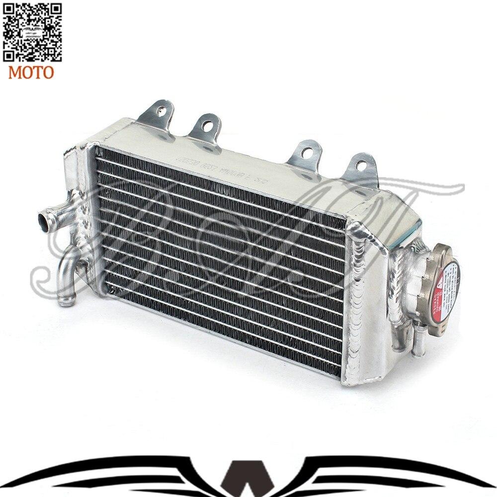 Motorcycle Parts Cooling Aluminum Radiators For Honda CRF150R CRF 150 R 2007 2008 2009 2010 2011 2012 2013 Motorbike Radiator