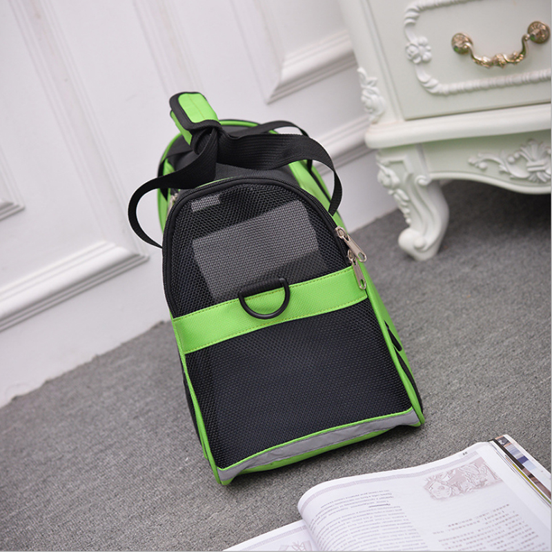 Outdoor Dog Carrier For Small Dogs Shoulder Bag Backpack Breathable Dog Carriers For Cats Chihuahua Animal Pet Accessories #2