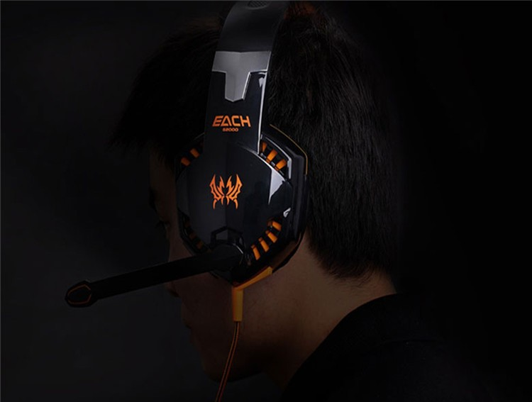 Anti-noise Dazzle Lights Hifi Stereo Gaming Headset For PC Gamer Bests Glow Headphones With Microphone USB+3.5mm Audio Cable (17)