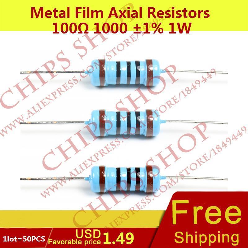 1w resistor с доставкой в Россию