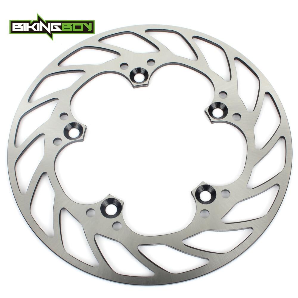 BIKINGBOY Rear Brake Disc Rotor for Suzuki GSXR 600 750 1000 1100 GSXR600 GSXR750 GSXR1000 GSXR1100 SVS100 SV1000 TL1000R 86-17 кастрюля supra svs 2491c