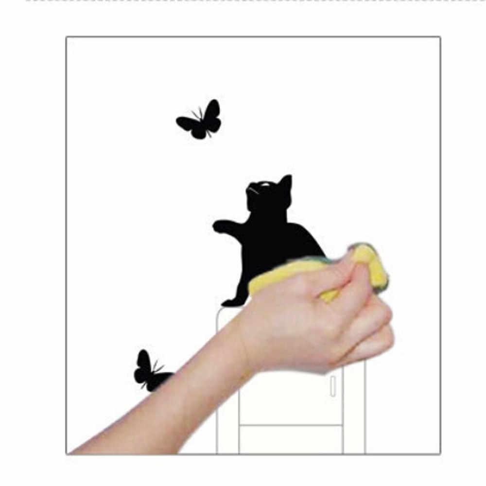 DIY Lustige Nette Katze Schalter Aufkleber Wand Aufkleber Aufkleber Dekoration Schlafzimmer Wohnzimmer Parlor Dekoration Zimmer Fenster Wand