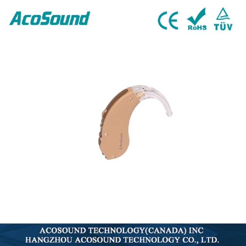 Acosound 610BTE Ear Care Tools Digital Hearing Aids Programmable 6 Channels BTE Deaf Hearing Ear Aids Hearing Device полновстраиваемая посудомоечная машина siemens sr 615 x 72 nr