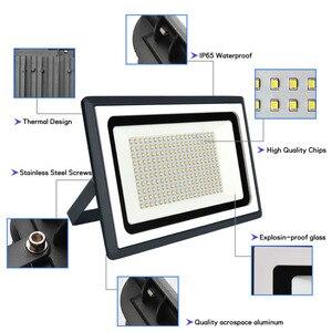 Image 4 - أضواء LED في الهواء الطلق الإضاءة العارض عاكس الجدار مصباح 220 فولت حديقة ساحة LED كشاف ضوء 10 واط 20 واط 30 واط 50 واط 100 واط الكاشف