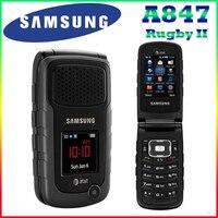 100% המקורי סמארטפון סמסונג A847 1300 mAh 2MP 2.2 '3 גרם GSM סלולארי עם צרפתית ספרדית פורטוגזית אנגלית בלבד משלוח חינם