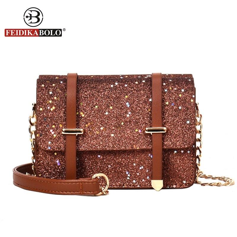 Модные женские яркая звезда чистая кожа небольшой лоскут торгового плеча сумки известных Desiger ПУ кожа Croccbody сумки для Новинки для женщин