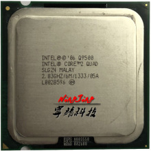 Intel Core 2 Quad Q9500 2.8 GHz Quad-Core Procesor cpu LGA 6 M 95 W 775(China)