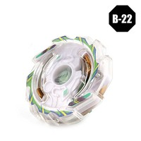 Beyblade Metal Fusion 4D 3052 B22 With Launcher Spinning Top Christmas Gift For Kids Toys #E