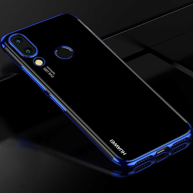 check out 95f69 4d47f US $2.54 15% OFF|nova 3i Case for Huawei nova 3i Case Protective Bumper  Cover Silicone Transparent Plating Soft TPU Case For Huawei nova 3 Cover-in  ...