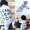 New Infant Baby Boys Clothes Long Sleeve Letters Romper Jumpsuit Playsuit Outfits Baby Boy Autumn Cotton Clothing 0-24M
