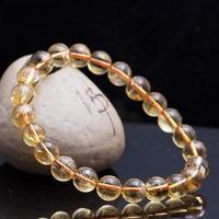 Natural Bracelet Cost effective Yellow Bracelet Men and Women Fashion Gift