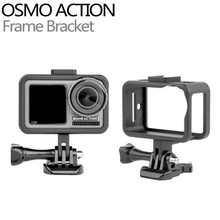 for DJI Osmo Action Camera Sport Frame Protection Case Aluminum Bracket Accessories
