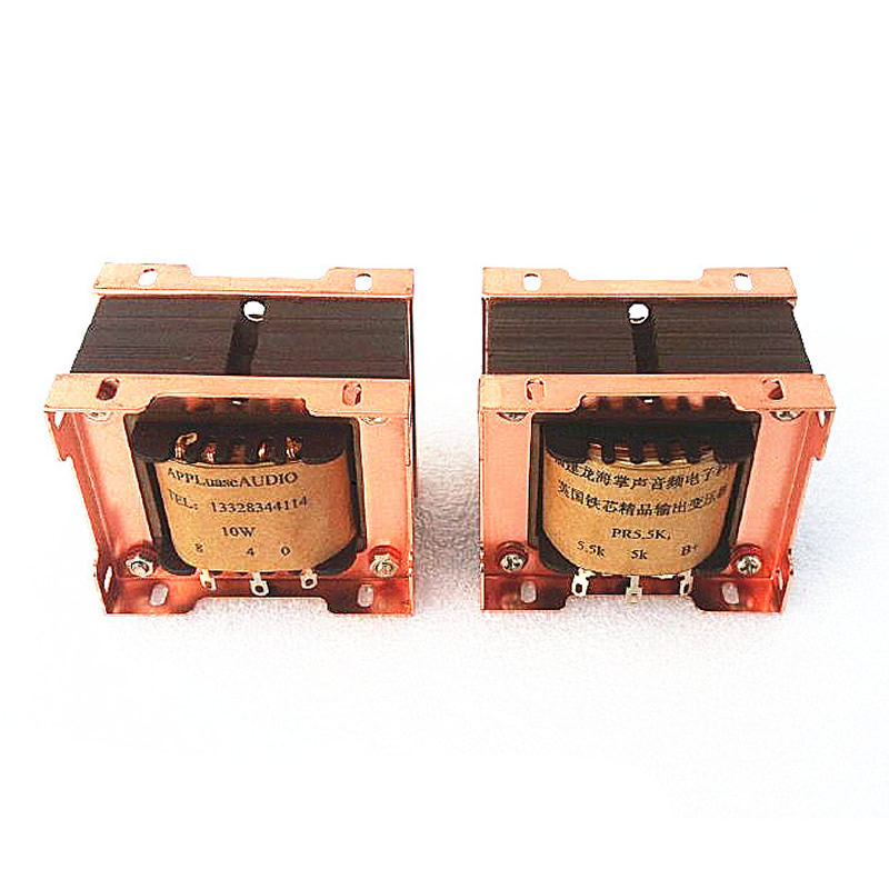 76 32 British notch Red Bull iron core 5K 5 5k single ended output transformer cattle
