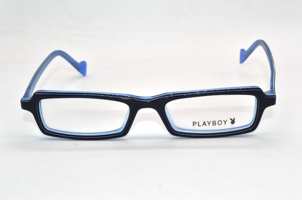 Blue Charming plate optical frames Narrow Suitable higher degree ... 9f979cca54