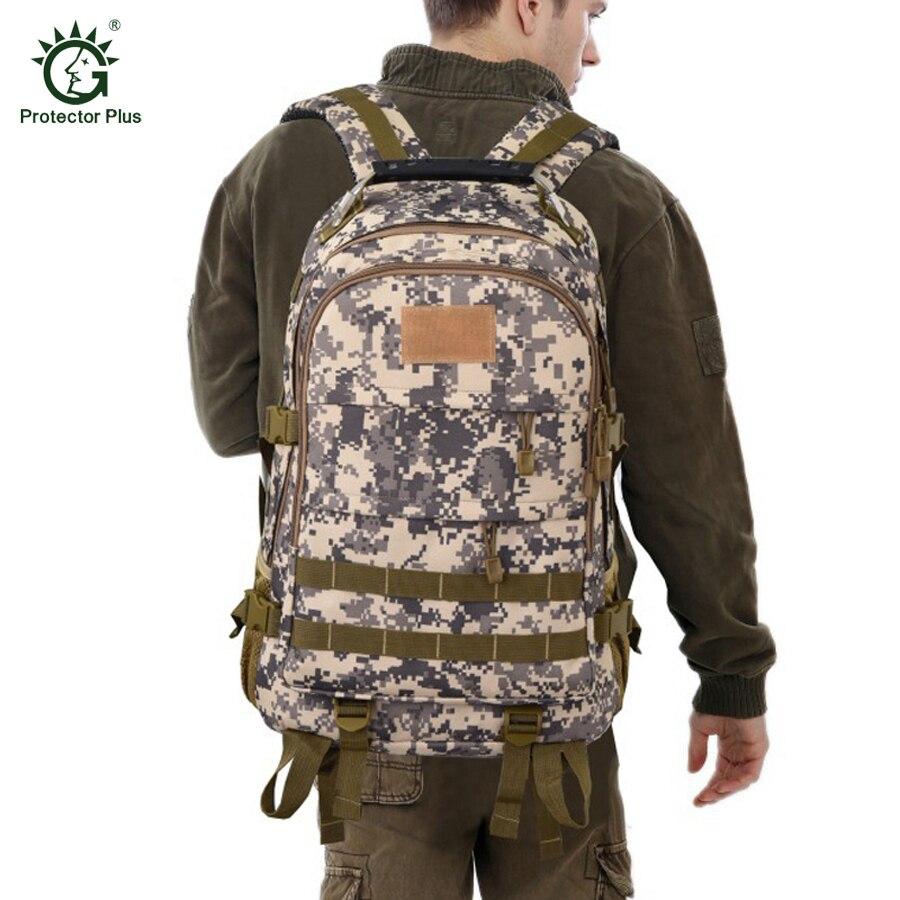 Imperméable à l'eau Oxford militaire tactique sac à dos Molle armée escalade sac 6 couleurs en plein air Camping randonnée chasse sac à dos