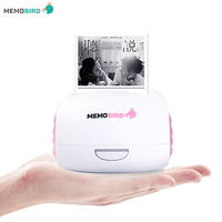 Label printer MEMOBIRD G2 New Mini Printers Phone WIFI Remote Wireless Connection Printers Photo Thermal Printers