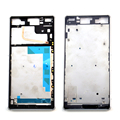 White Or Black Middle Frame Bezel Housing For SONY Xperia Z3 D6603 D6643 D6653 L55t, Free Shipping