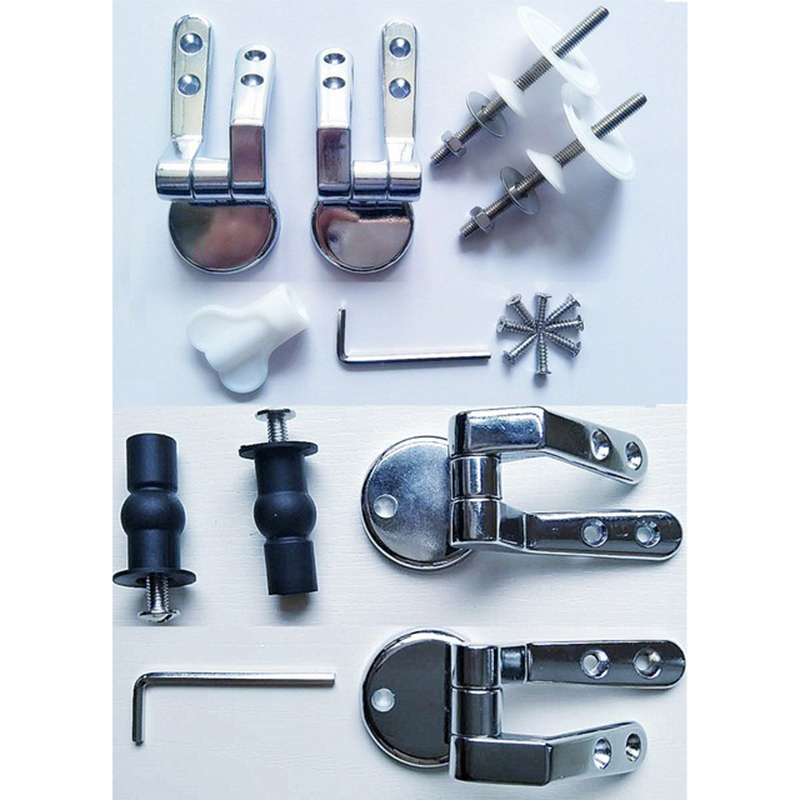 Permalink to Seat Hinge Replacement Parts Mountings with Screws Bolts and Nuts Toilet Seat Hinge Mountings Resin Wood
