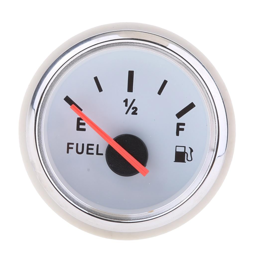 Jauge De Niveau De Carburant Numérique De Bateau Marin