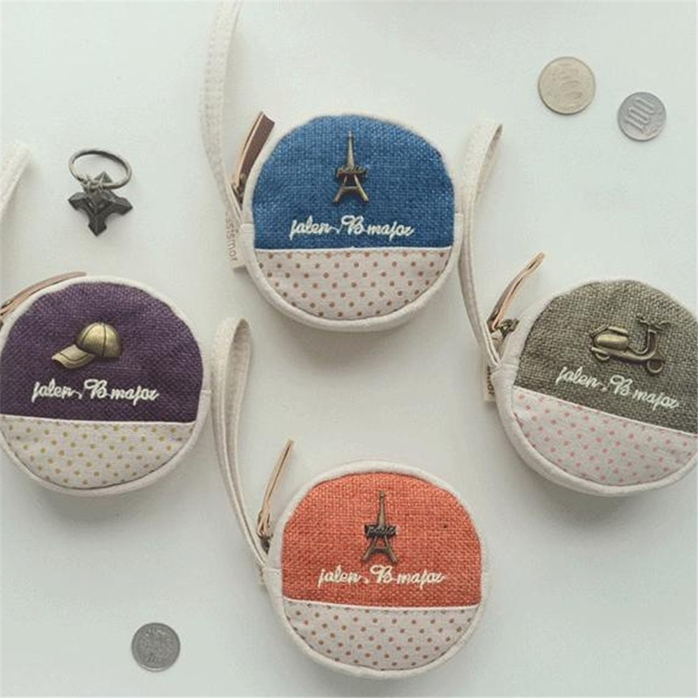 Fashion-Women-Girl-Kid-Baby-Storage-Cute-Coin-Round-Canvas-Zipper-Bag-Change-Wallet-Purse-CB0034 (1)