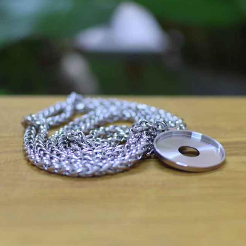 Vazzling Decorative Ring Chain Lanyard For 22mm RTA Tank /rda Vape Accessory