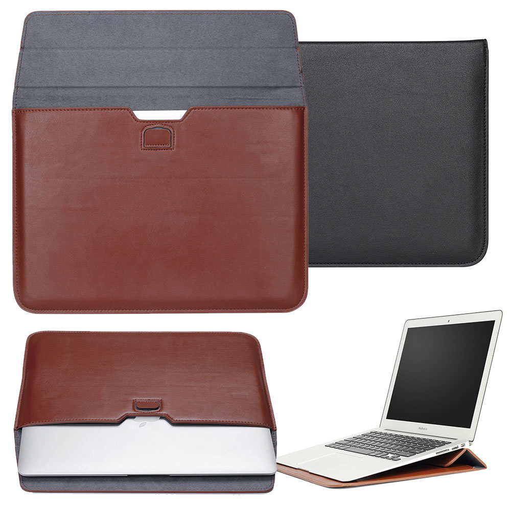 New PU Leather Envelope Case For Laptop For Macbook 11