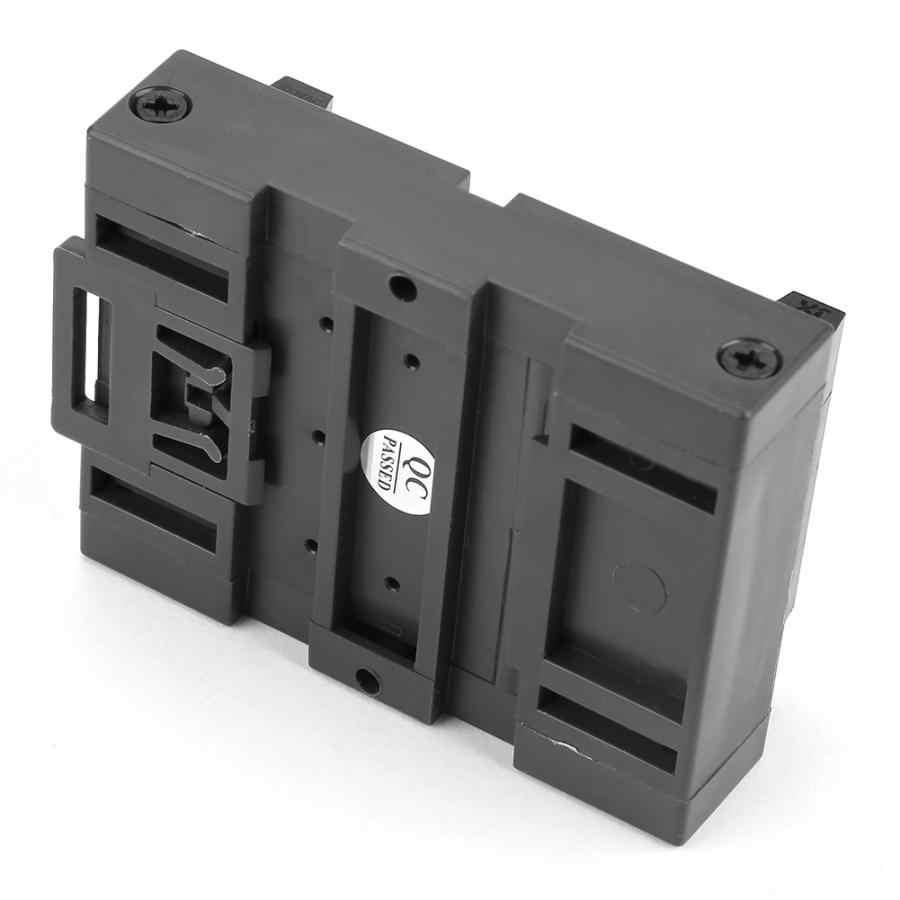 Module Programmable de retard de relais de FX1N-14MT de panneau de commande industriel de PLC avec le Module de relais de Shell 10-28VDC 8000 étapes