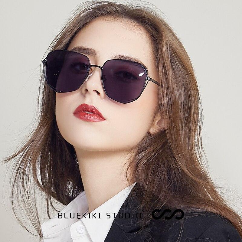 07f5c1bc2 KIKI 2019 Sunglasses Women Polarized Glasses Brand Designer Vintage Ladies  Round Sun Glasses UV400 oculos de sol feminino ~ Premium Deal June 2019