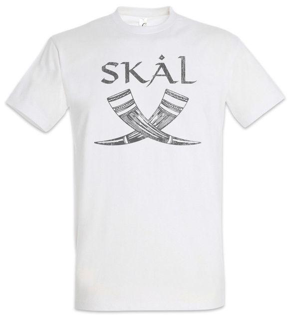 Mens moda T Shirt Homens Verão Casual Bowl Iii T-Shirt Chifre Potável de Valhalla Vikings Odin Viking Thor Loki Norsemenfunny Camisa