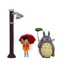 Lovely Totoro Fridge Sticker Room message stick Decoration Refrigerator Souvenir Children Birthday Gift